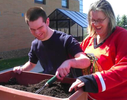 Jacob planting