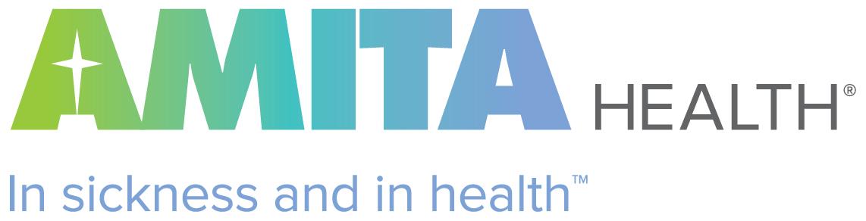 AMITA Health logo TAG RGB